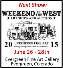 Weekend in the West Art Show
